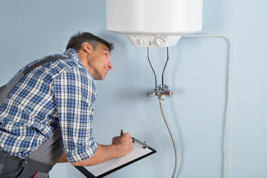Your water heater maintenance