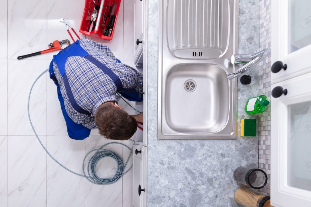 Spring clean your drains